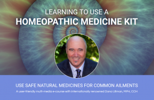 LEARNING TO USE A HOMEOPATHIC MEDICINE KIT - Homeopathic